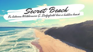 Secret Beach in between Wilderness & Sedgefield, South Africa.
