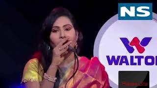 Bohu Diner Pirit Go Bondhu Aki Dine Vengo Na By Sinkdha Rani NS TV360-HD