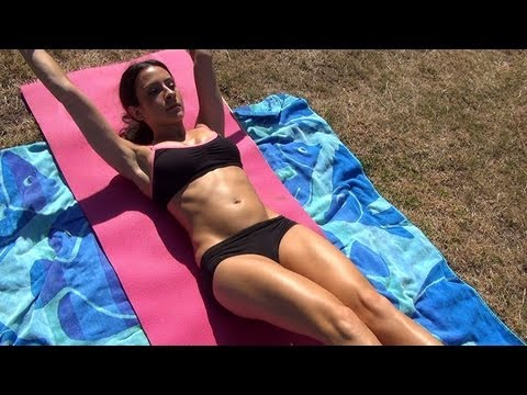 "Female Fitness Models ""Fat Loss Workout"""