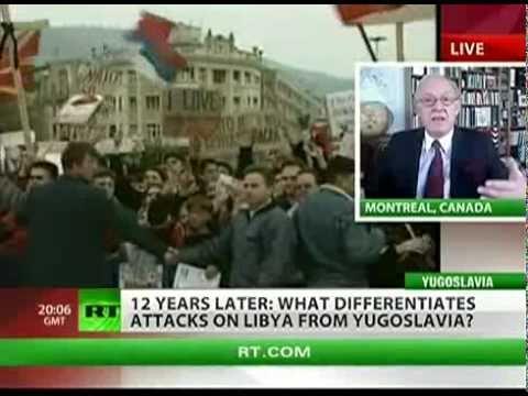 From Yugoslavia to Libya: KLA Links to Al Qaeda