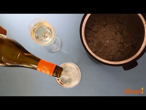 How to Chill Wine in Minutes | Kitchen Hacks | Allrecipes.com