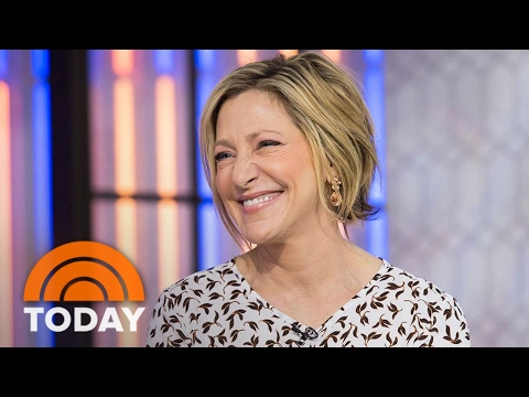 Edie Falco: Working With Robert De Niro On 'The Comedian' Was 'Intimidating'  TODAY