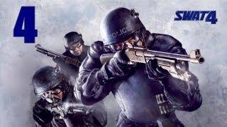 SWAT 4 #4 - Ночной клуб