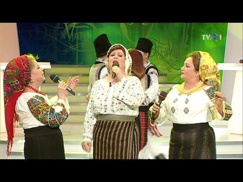 Mioara Velicu, Laura Lavric şi Monica Anghel la O dată-n viaţă