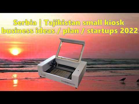 Serbia   Tajikistan small kiosk business ideas / plan / startups for 2022
