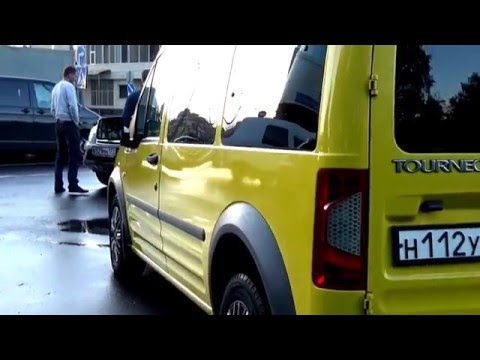 АВТОПАРК Ford Tourneo Connect пасс. 2012 (арт. 5393)