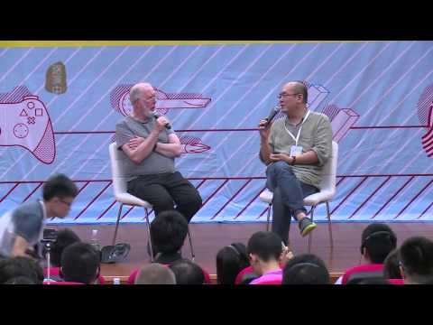 Dialogue with Kevin Kelly on MFSZ2015