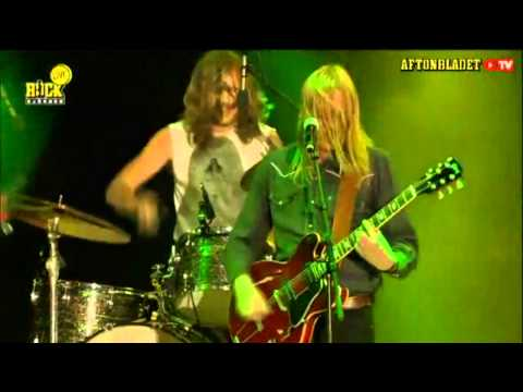 Graveyard - Lost In Confusion, live at The Rockbjörnen Gala
