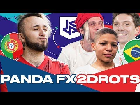 КУБОК ФИФЕРОВ | PANDAFX VS 2DROTS | ПЛЕЙ-ОФФ