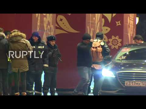 Russia: Ronaldinho arrives in Moscow ahead of World Cup Draw Ceremony