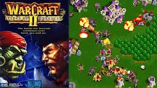 WARCRAFT 2: Gameplay español PC - RUSÍN nos explica el WC2 + CÓMO JUGARLO GRATIS!