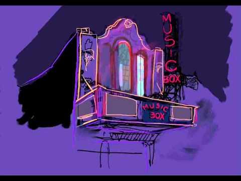 The Music Box Theatre – Chicago