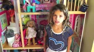American Girl Doll Haul - Christmas 2013