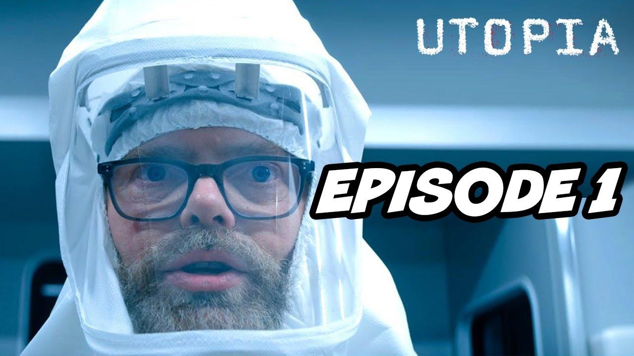 Download Utopia Episode 1 Breakdown - TOP 10 WTF and Easter Eggs
