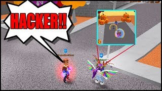ALL HAVE BEEN HACKED INTO SUPER POWER TRAINING SIMULATOR!! ROBLOX