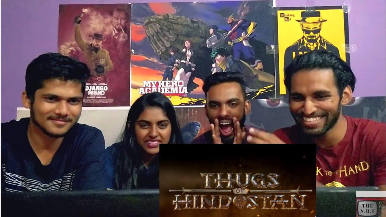 Download Thugs Of Hindostan - Official Trailer REACTION || Amir Khan, Amitabh Bachchan, Katrina Kaif