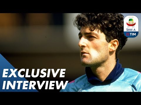 'May the 5th 1991? A date I'll never forget' | Gianluca Pagliuca Interview | Serie A