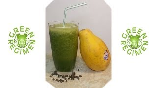Facts About Papaya That Can Save Your Life - Papaya Passion Smoothie - Green Regimen