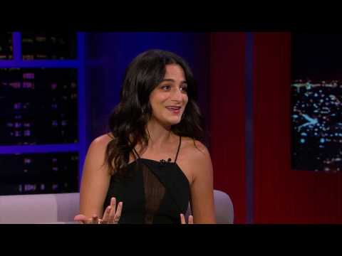 Tavis Smiley  Jenny Slate on Singing with Grover  PBS