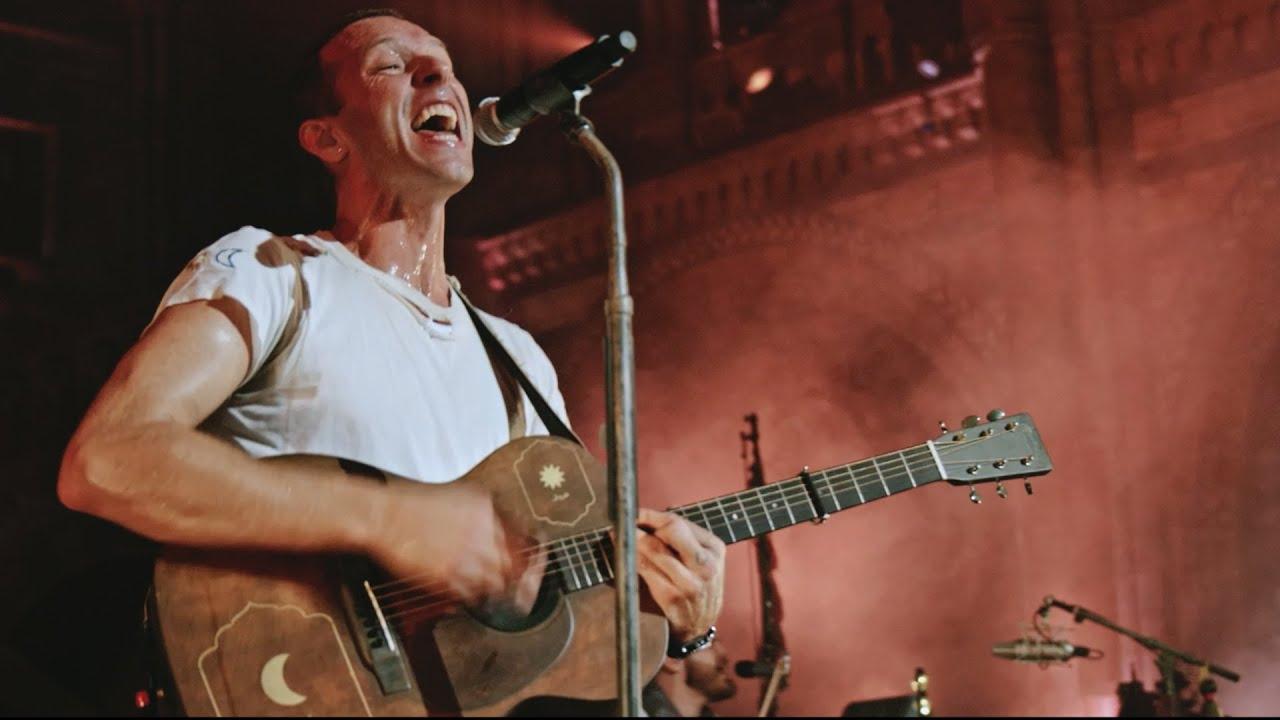 Coldplay - Orphans (Live at The Natural History Museum)