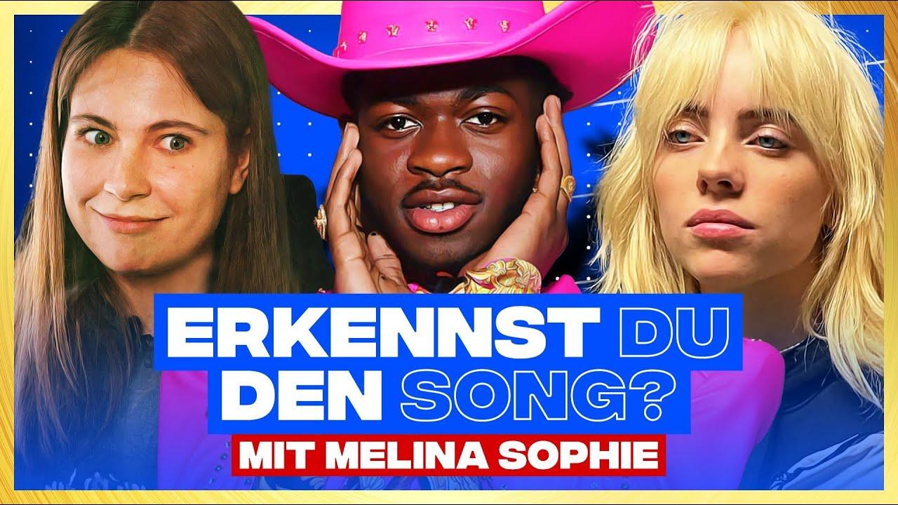 Erkennst DU den Song? (mit Melina Sophie)