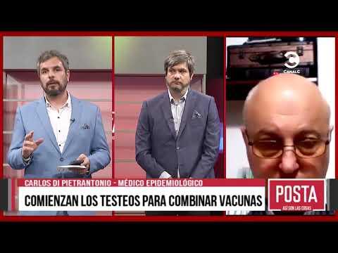 Comienzan los testeos para combinar vacunas