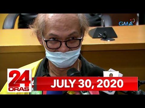 24 Oras Express: July 30, 2020 [HD]