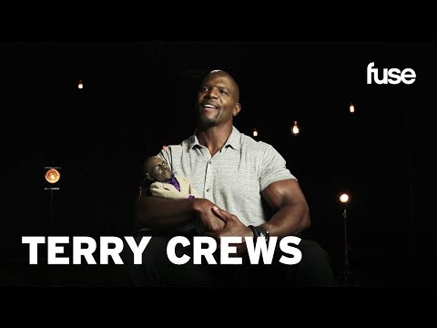 Terry Crews Meets His Puppet | The Hollywood Puppet Sh!tshow