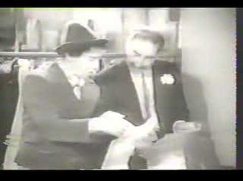 Marx Brothers radio play re-enacted (early 1990s)