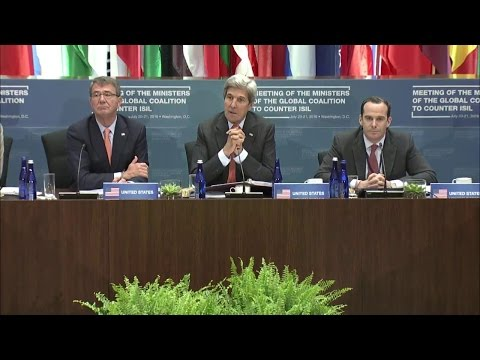 Remarks at the Counter-ISIL Ministerial Meeting