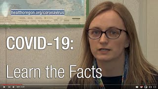 COVID-19: Learn the Facts