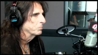 Alice Cooper Live and Uncut on the Kim Mitchell Show - Part 2 of 4