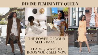 The power of your self image (…