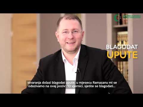 Poziv vjernicima (10) - Podsjećanje i zahvalnost na blagodatima - Doc.dr. hafiz Kenan Musić
