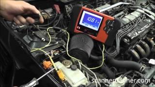 honda acura abs testing code 1 2 failed abs pump motor