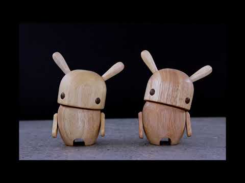 Pecanpals Woodys - Premium quality eco-friendly wooden designs just got fun.