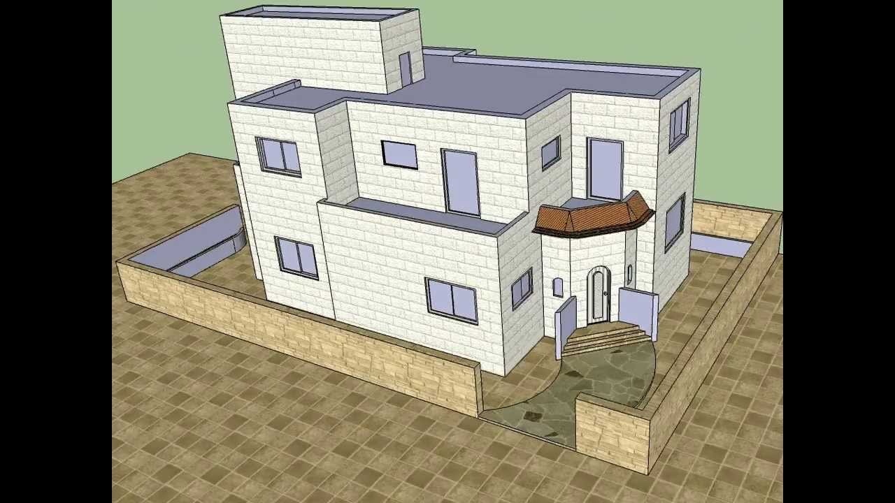 A 4 Bedroom House