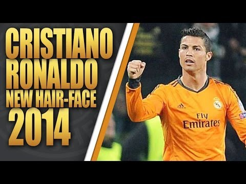 NEW HAIR & FACE CRISTIANO RONALDO 2014 [ PES ] [ DESCARGAS ...