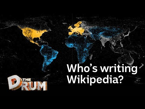 Wikipedia's content problem: The places being left off the map  The Drum
