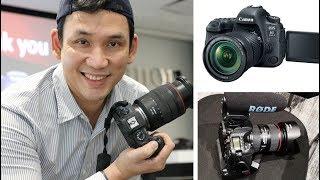 🚩กล้อง Full Frame ตัวแรก Canon EOS RP 🆚 Canon 6D mark ii ❓ | อ.ธิติ ธาราสุข ARTT Master