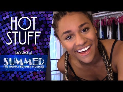 Episode 5: Hot Stuff: Backstage at SUMMER with Ariana DeBose