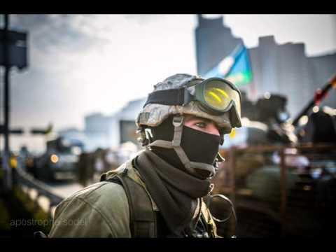 Їхали Козаки-Ukrainian military