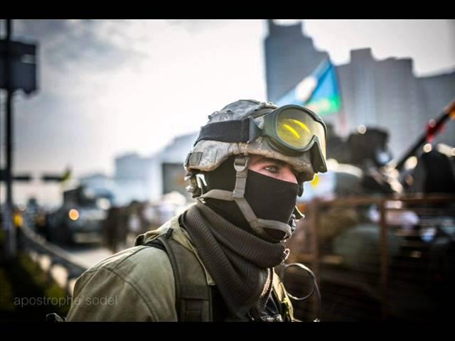 ????? ??????-Ukrainian military song-The Cossacks were riding