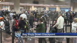 Albuquerque Sunport checkpoint reopens after security incident