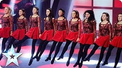 Innova Irish Dance Company are the belles of BGT | Britain's Got Talent 2014