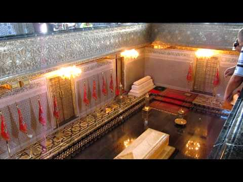 Mausoleum of Mohammed V, Rabat (include Hassan II)