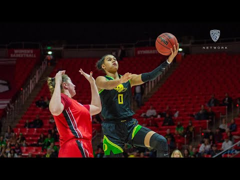 Satou Sabally And Ruthy Hebard Shine As No. 3 Oregon Downs Utah