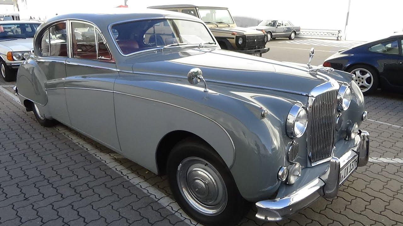 1961 Jaguar MK IX Big Saloon - Hamburg Motor Classics 2018 ...
