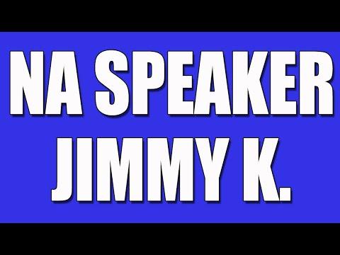 NA Speaker - Jimmy K. - Narcotics Anonymous Speaker WCNA New York 1984