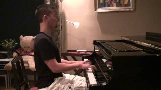 ☺ Ronan - Taylor Swift Piano Cover - Terry Chen